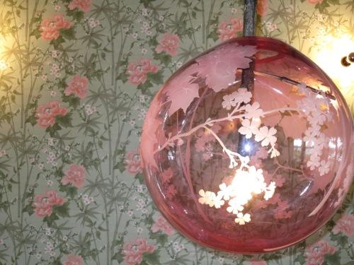 Pink Rosslynd Piggott light