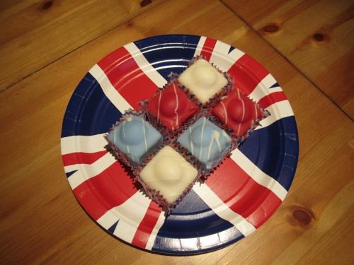 Jubilee cakes