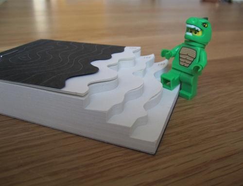 Lego minifig crocodile man
