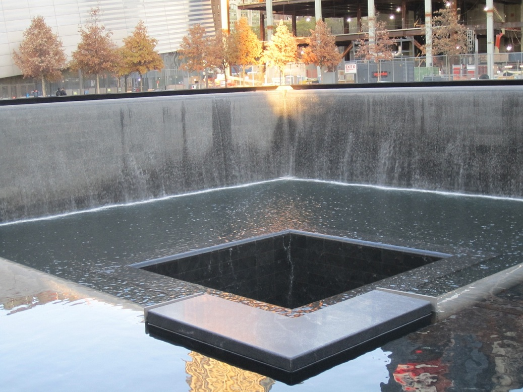 New York September 11 memorial