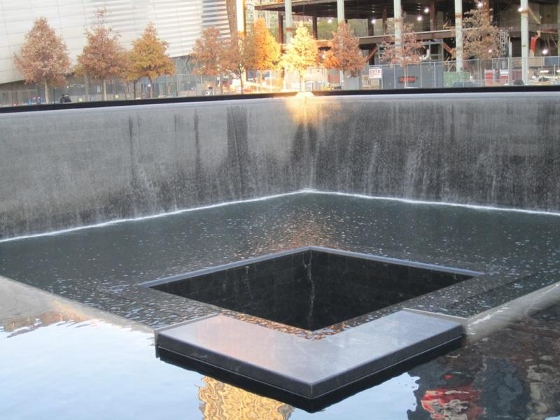 New York September 11 memorial