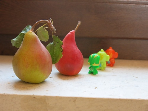 pears and alians