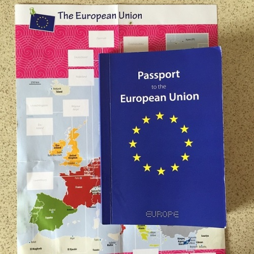 Kids' guide to the EU